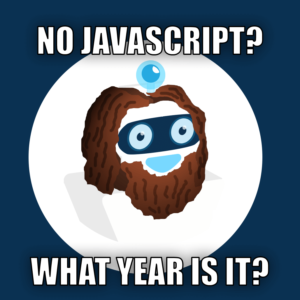 Alloy needs JavaScript